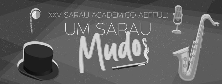 XXV Sarau Académico